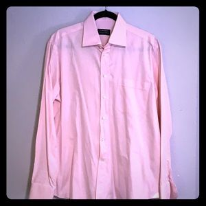 Canali Exclusive Collection Button Down Shirt